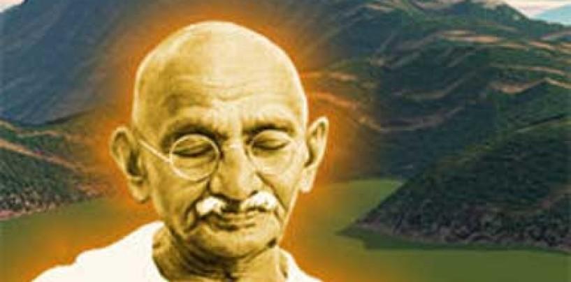 Gandhi the environmentalist