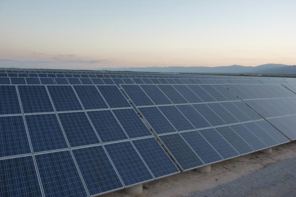 Solar Power Argentina