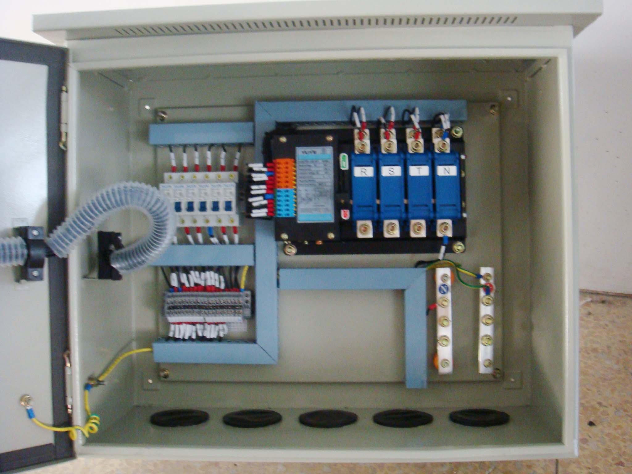 Solar Distribution Box ClubBioman